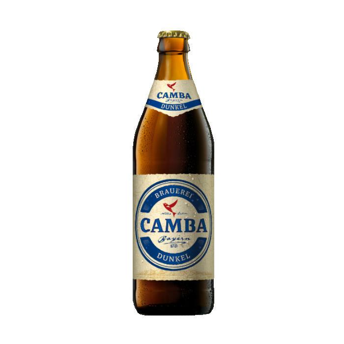 Camba-Dunkel 20×0,5L