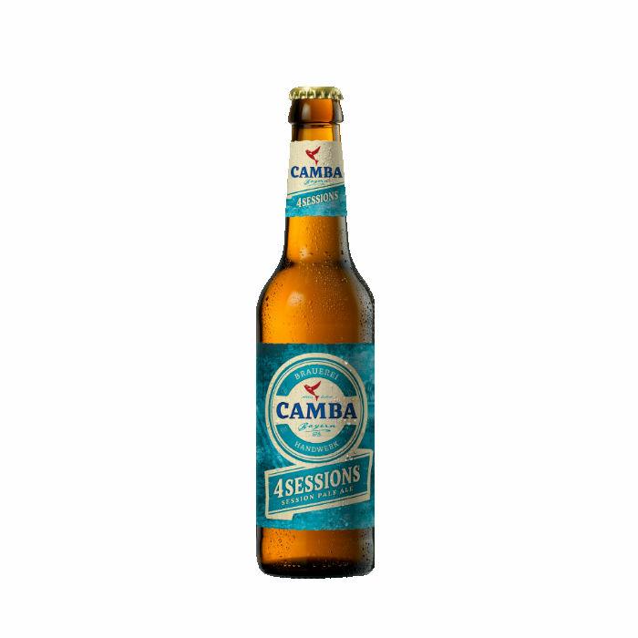 Camba 4 Sessions Pale Ale 0,33l