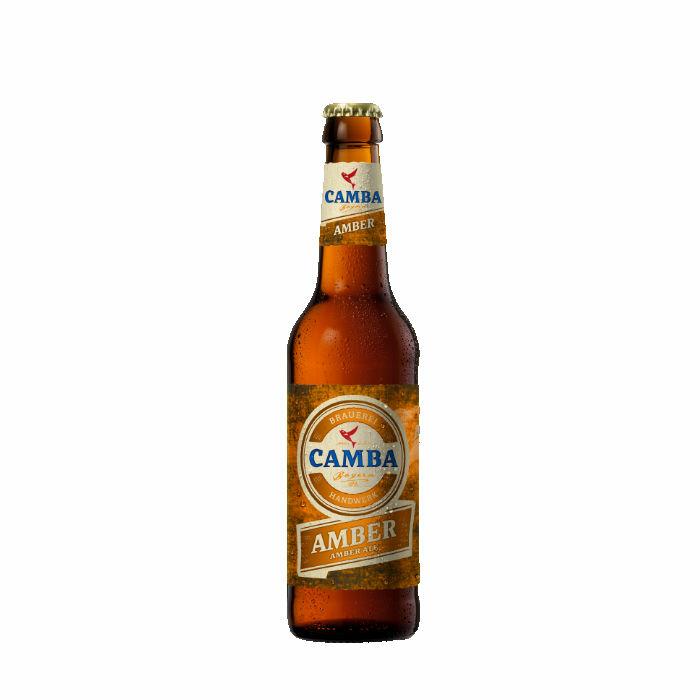 Camba Amber 0,33l