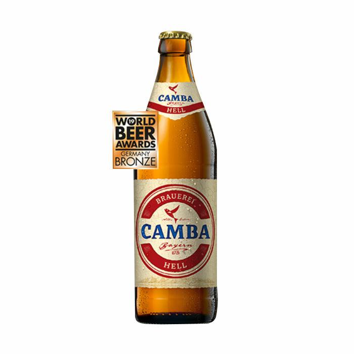 Camba Helles 20×0,5L