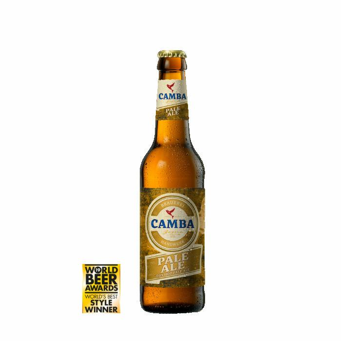 Camba Pale Ale 0,33l