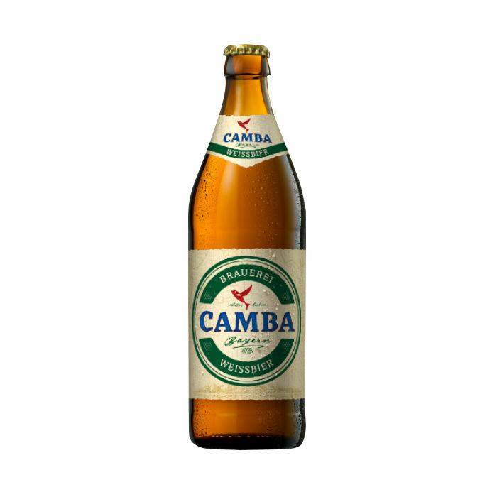 Camba Weißbier 20×0,5L