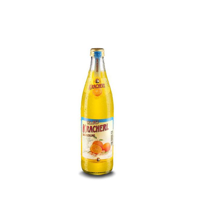 Gelbes Kracherl 20×0,5l