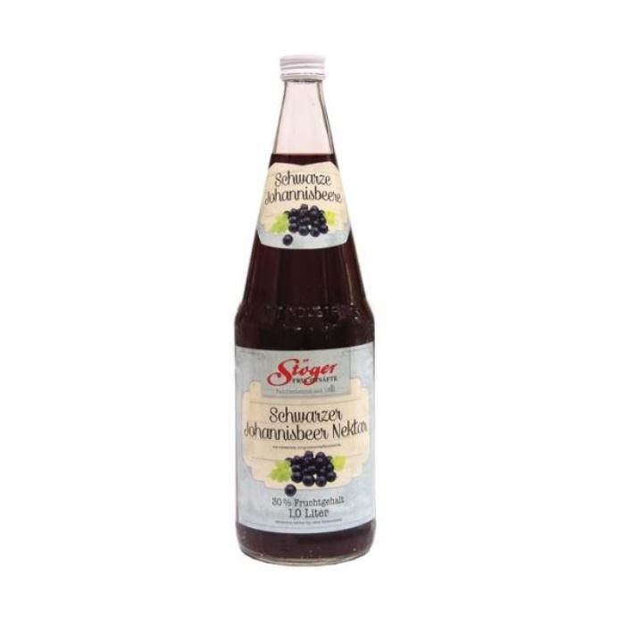STÖGER 100% Johannisbeer-DIREKTSAFT  1,0 Liter