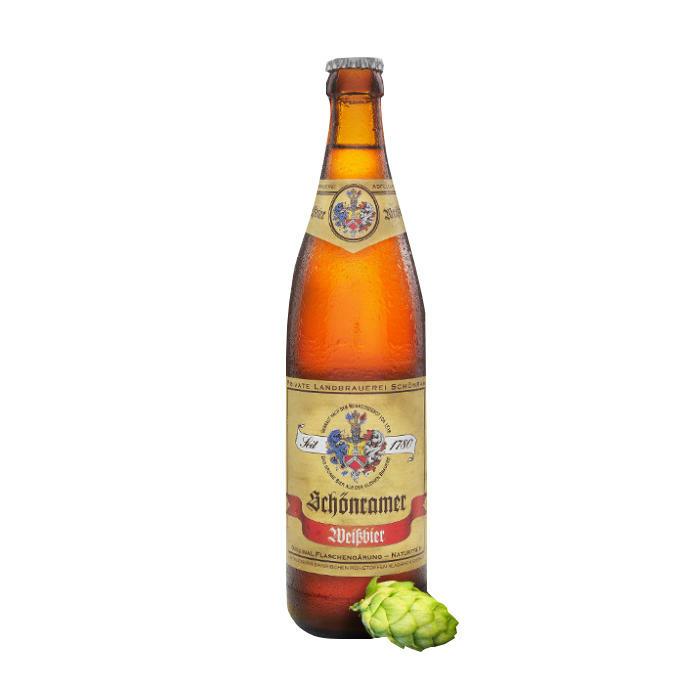 Schönramer Weißbier 20×0,5L