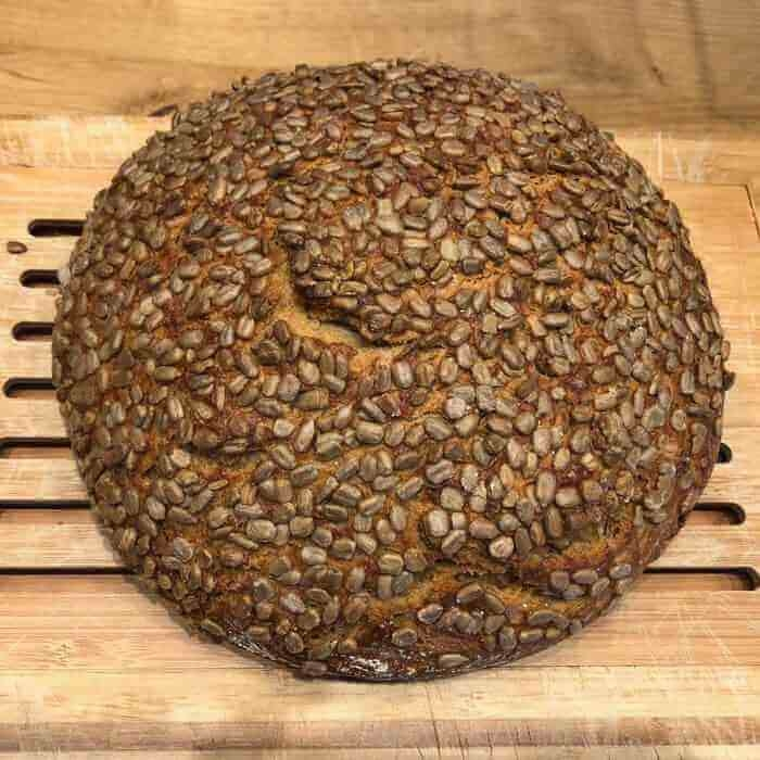 Bio Sonnenblumenbrot aus der Camba-Bäckerei