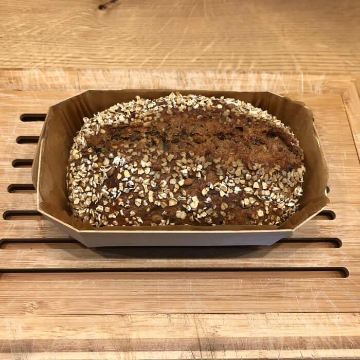 Bio Vollkorn Saatenbrot aus der Camba-Bäckerei