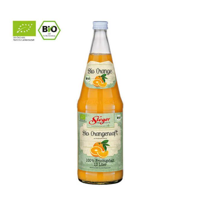 Bio-Orangensaft  1,0 Liter